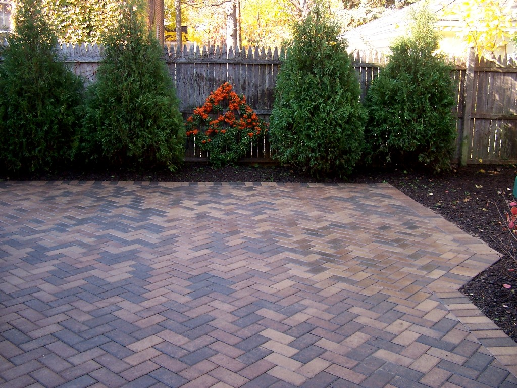 Northern Va Brick Patio Design Contractor And Brick Patio