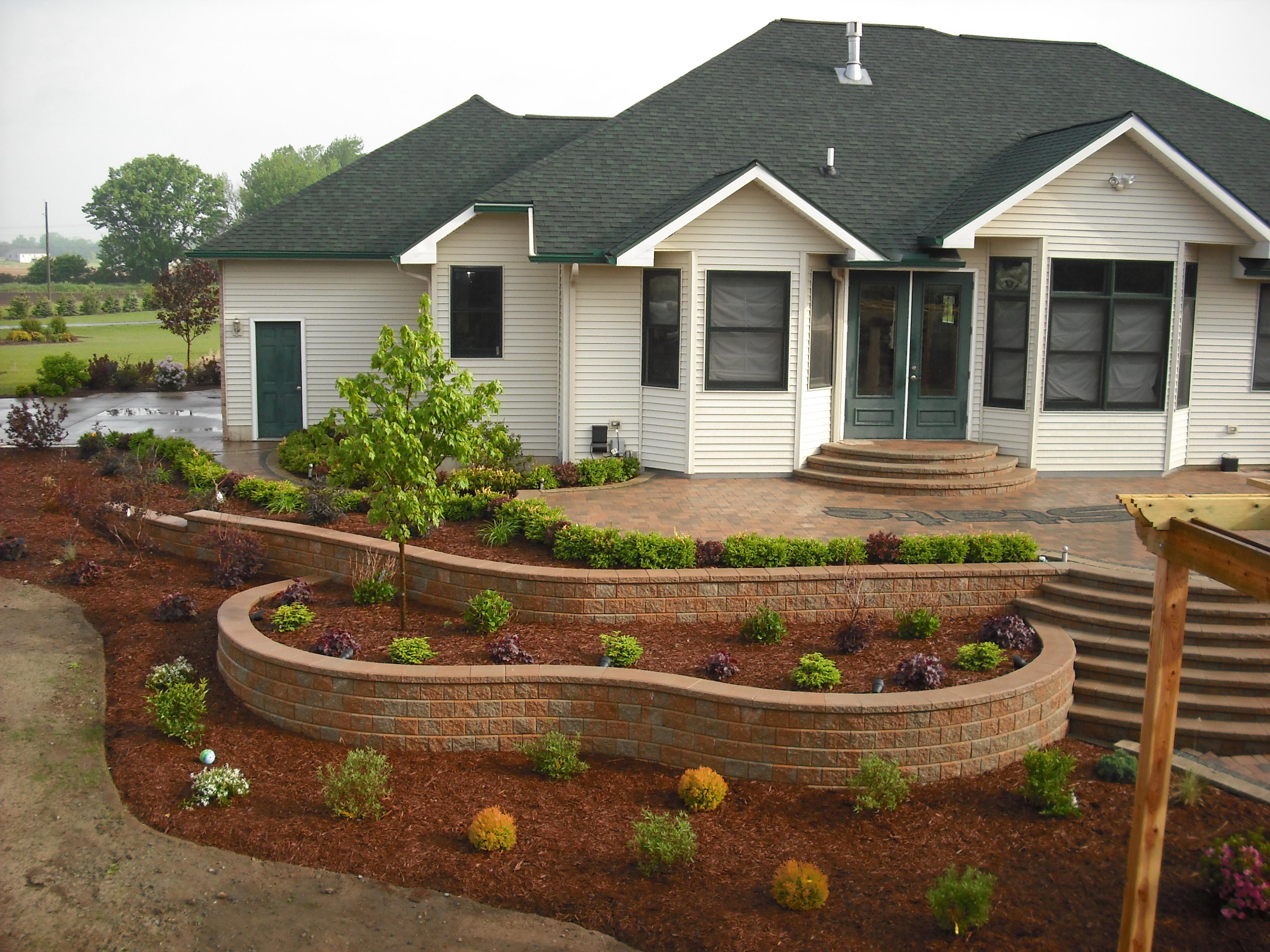 Retaining Brick Wall Design & Construction North Virginia ...