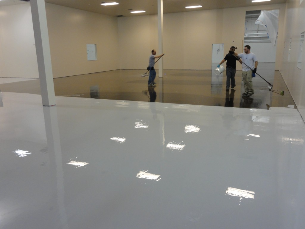 Concrete Floor Resurfacing VA